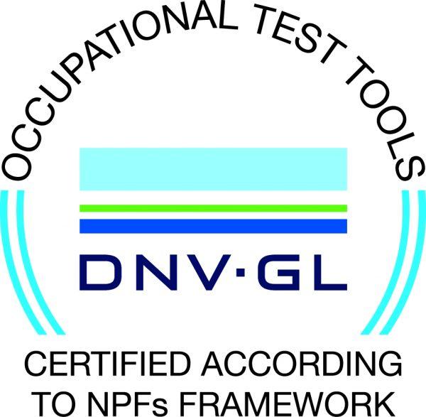 DNV-GL certification mark
